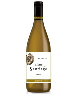 Altos de Santiago Bottle Bourgonen type