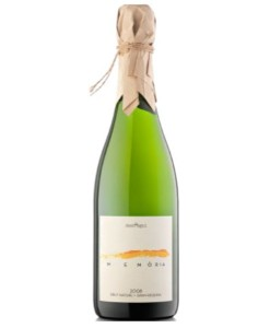 Memoria Brut Nature Gran Reserva 2008 No Back-ground