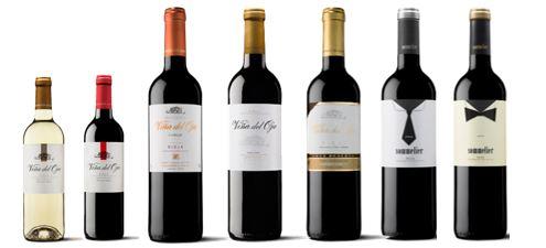 Senorio de Arana wines